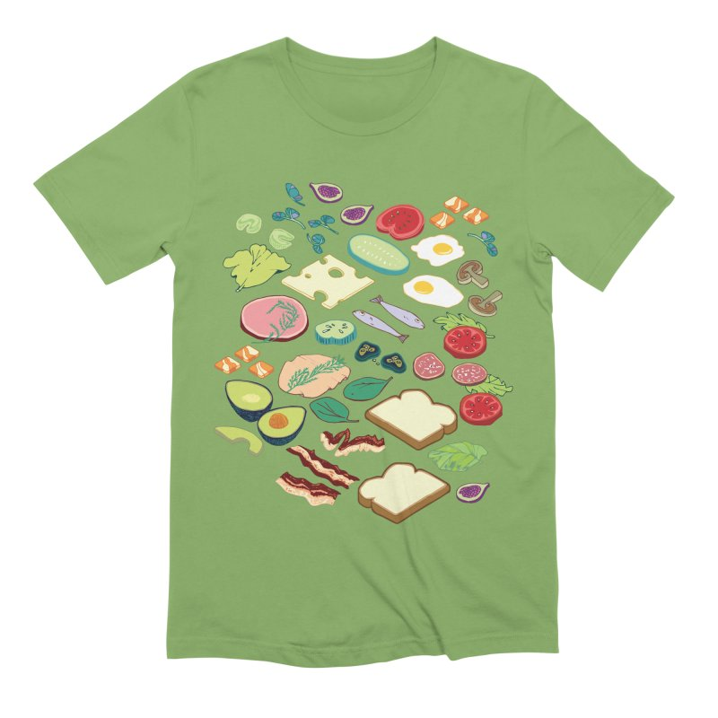 Some Assembly Required Men's Extra Soft T-Shirt by bad arithmetic