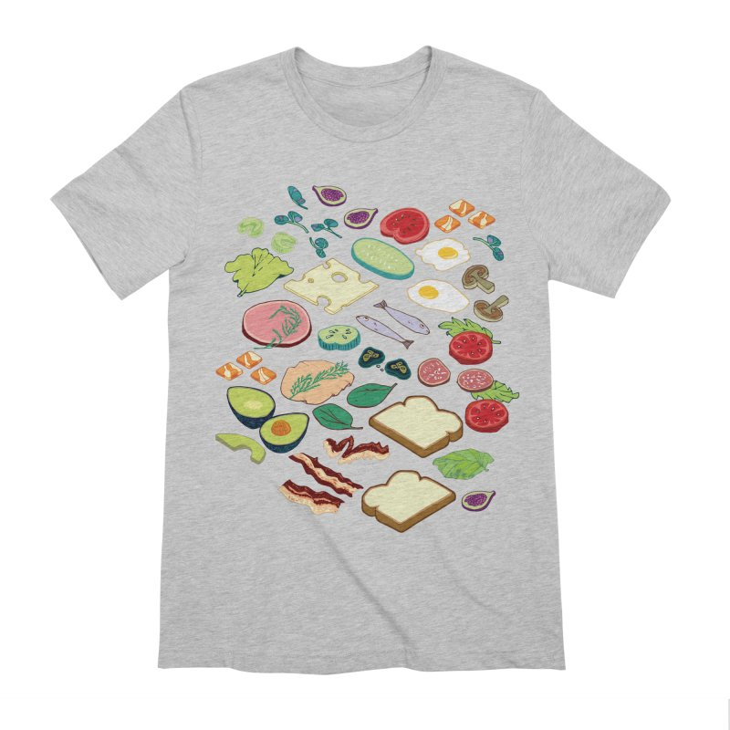 Some Assembly Required Men's Extra Soft T-Shirt by napiform clip art