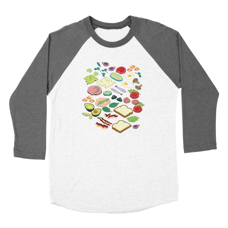 Some Assembly Required Women's Baseball Triblend Longsleeve T-Shirt by bad arithmetic