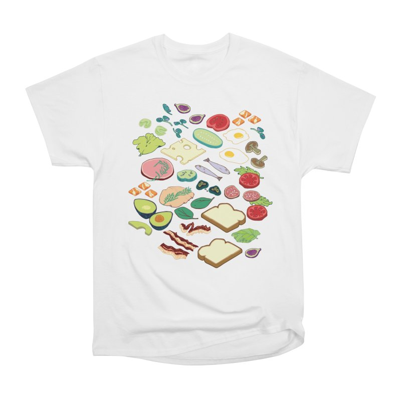 Some Assembly Required Women's Heavyweight Unisex T-Shirt by bad arithmetic