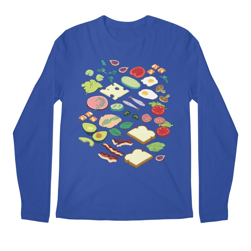 Some Assembly Required Men's Regular Longsleeve T-Shirt by bad arithmetic