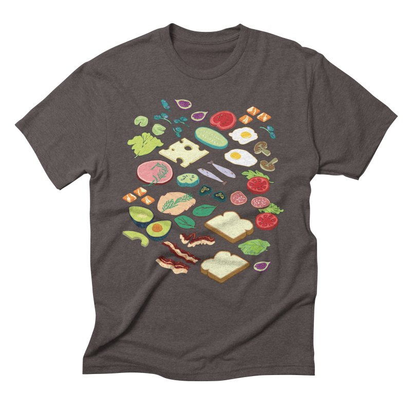 Some Assembly Required Men's Triblend T-Shirt by bad arithmetic