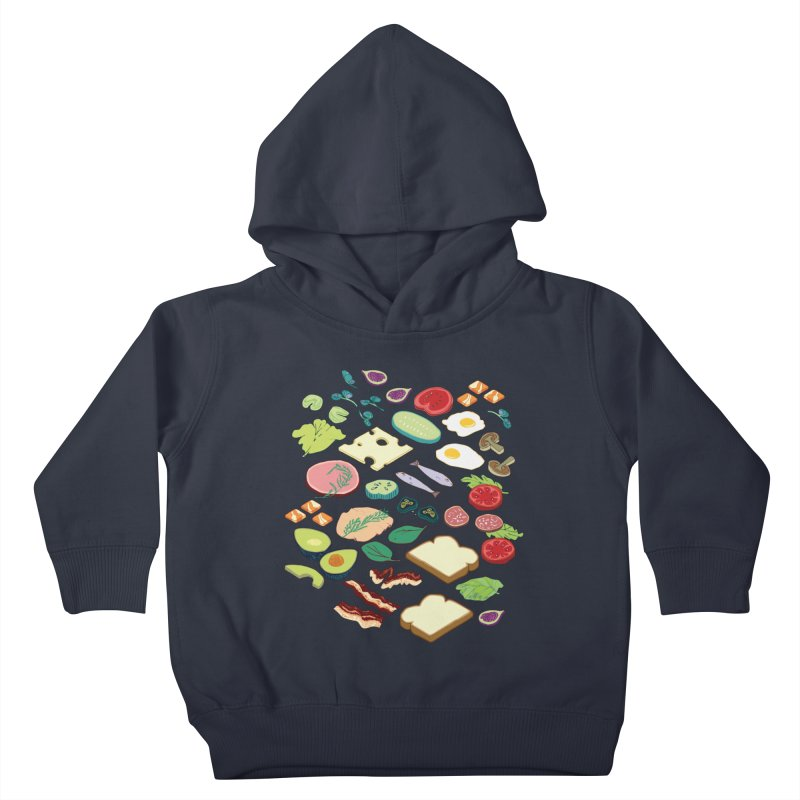Some Assembly Required Kids Toddler Pullover Hoody by bad arithmetic