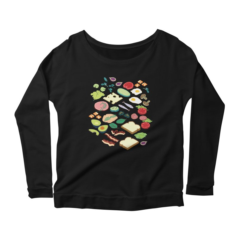 Some Assembly Required Women's Scoop Neck Longsleeve T-Shirt by bad arithmetic