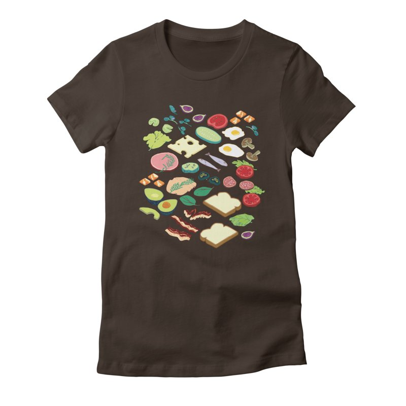 Some Assembly Required Women's Fitted T-Shirt by bad arithmetic