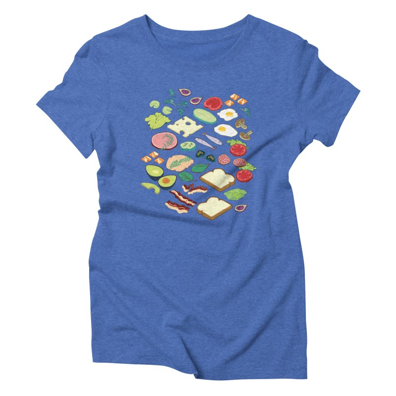 Some Assembly Required Women's Triblend T-Shirt by bad arithmetic