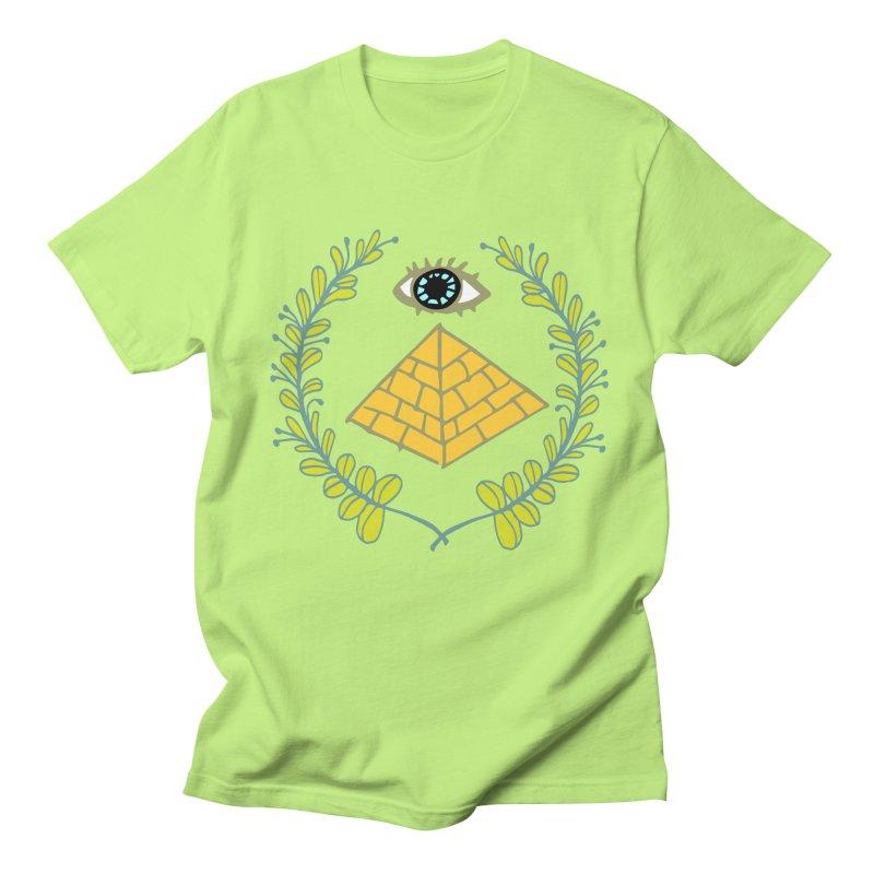 Pyramid <o> Scheme Women's Regular Unisex T-Shirt by bad arithmetic
