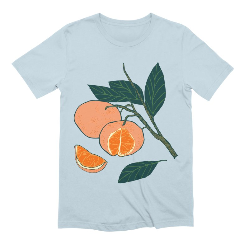 Satsumas Men's Extra Soft T-Shirt by bad arithmetic