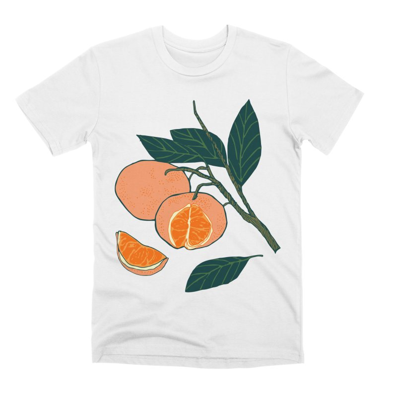Satsumas Men's Premium T-Shirt by bad arithmetic