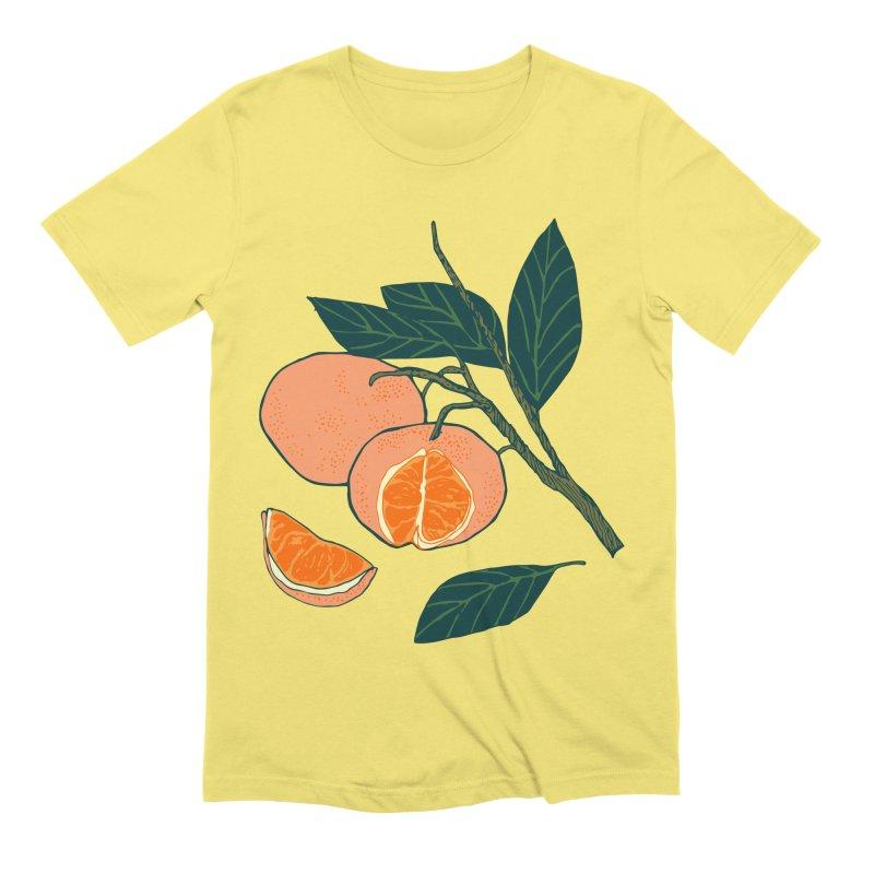 Satsumas Men's Extra Soft T-Shirt by napiform clip art
