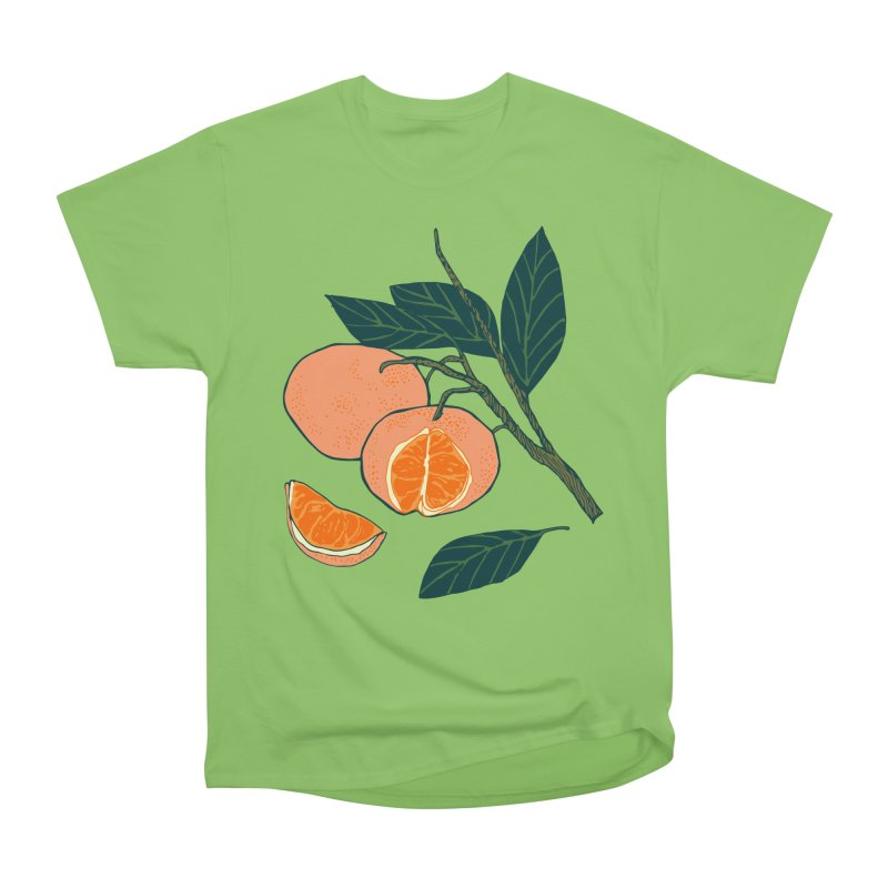 Satsumas Men's Heavyweight T-Shirt by bad arithmetic