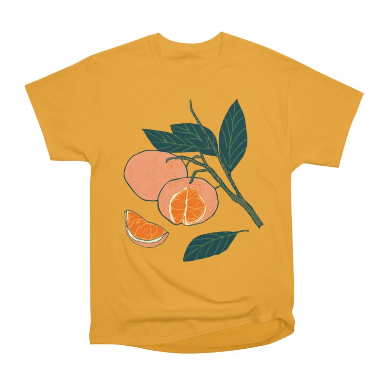Satsumas Women's Heavyweight Unisex T-Shirt by bad arithmetic