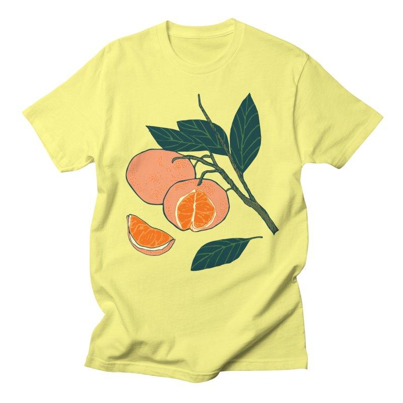 Satsumas Men's Regular T-Shirt by bad arithmetic