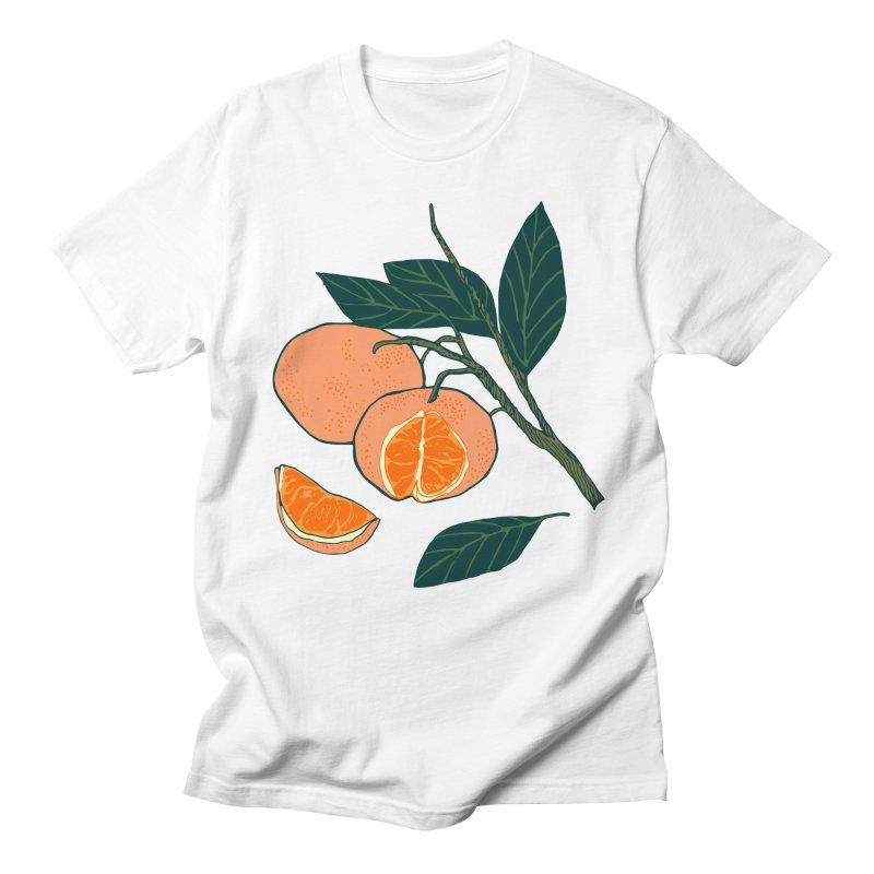 Satsumas Women's Regular Unisex T-Shirt by bad arithmetic