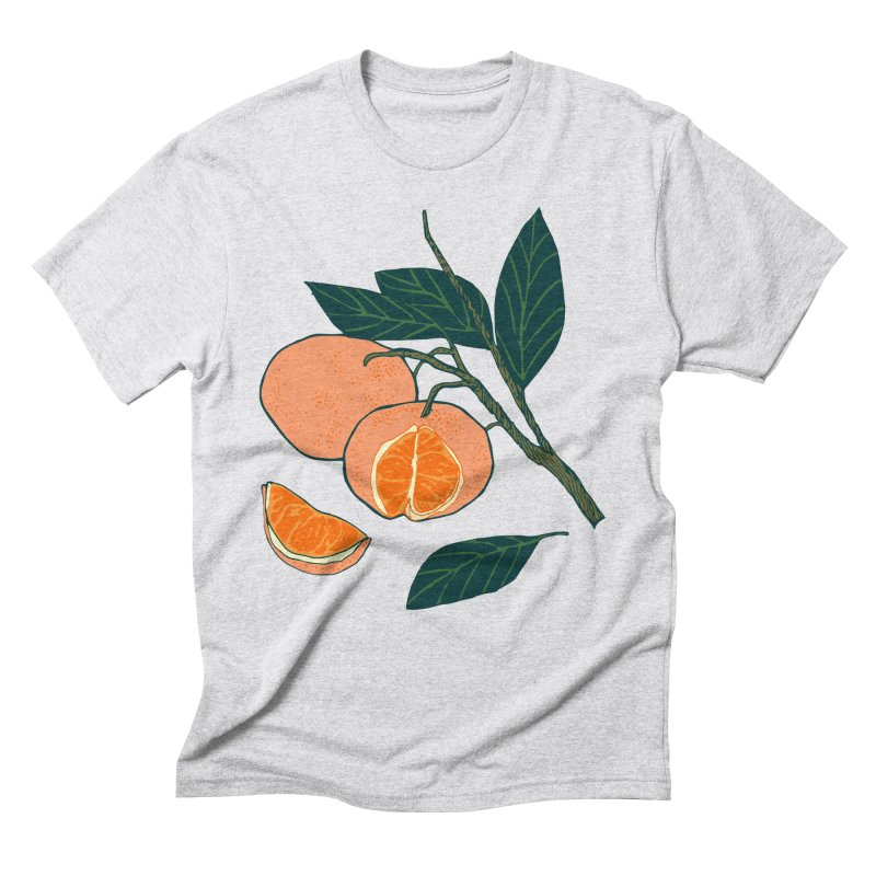 Satsumas Men's Triblend T-Shirt by bad arithmetic