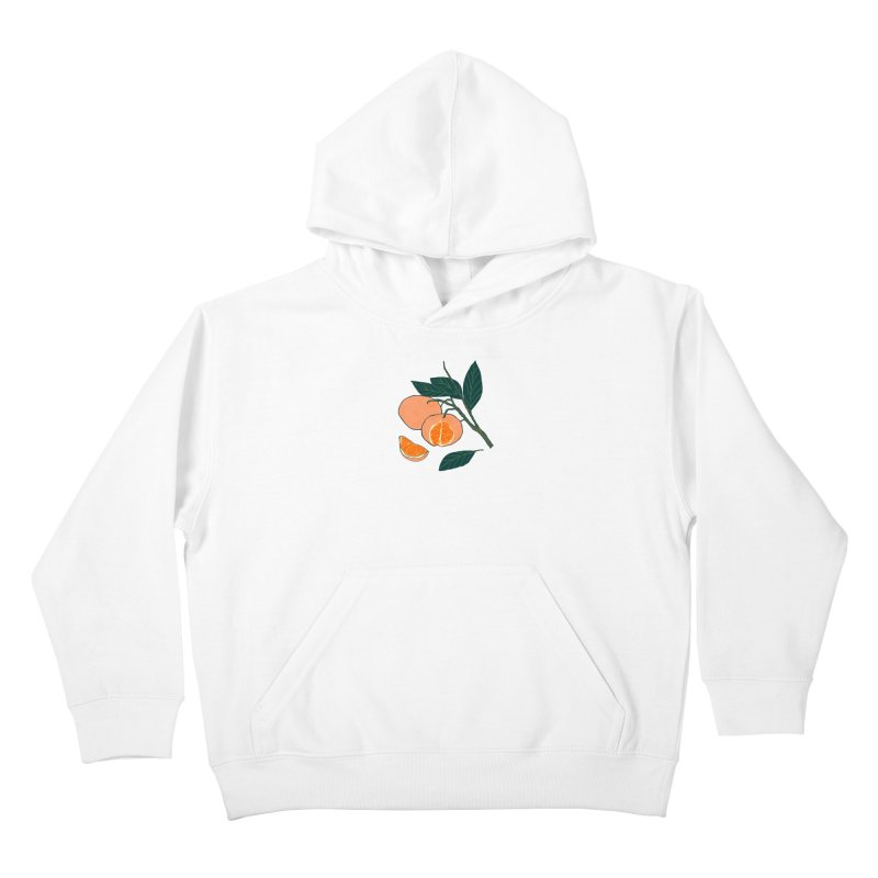 Satsumas Kids Pullover Hoody by bad arithmetic