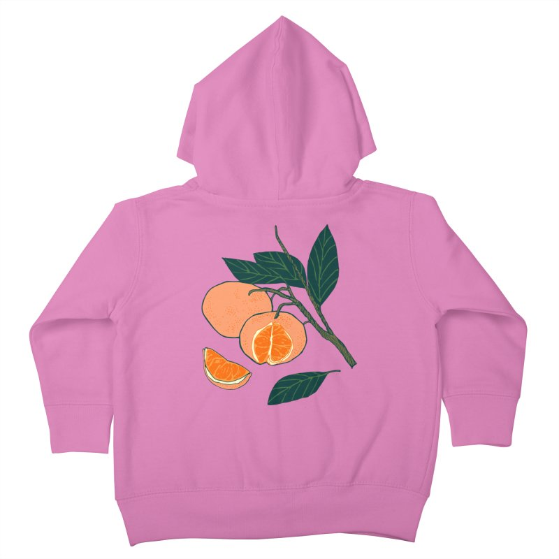 Satsumas Kids Toddler Zip-Up Hoody by bad arithmetic