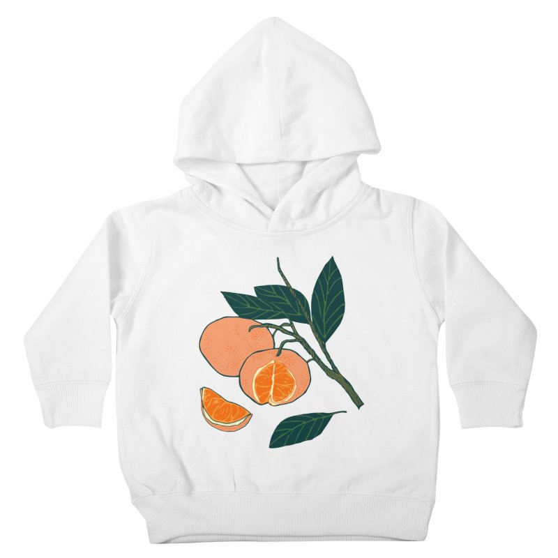 Satsumas Kids Toddler Pullover Hoody by bad arithmetic