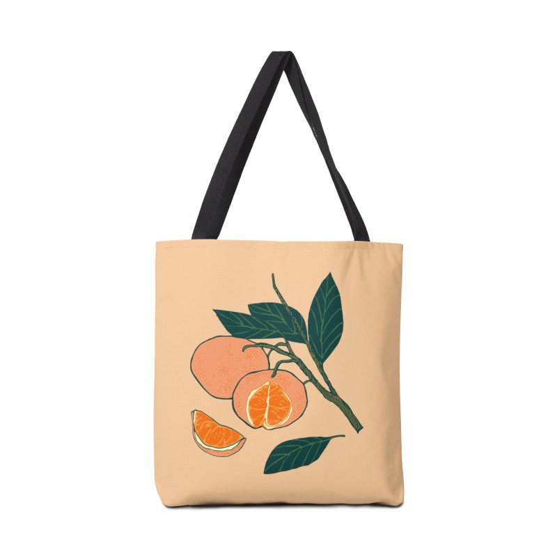 Satsumas Accessories Tote Bag Bag by napiform clip art