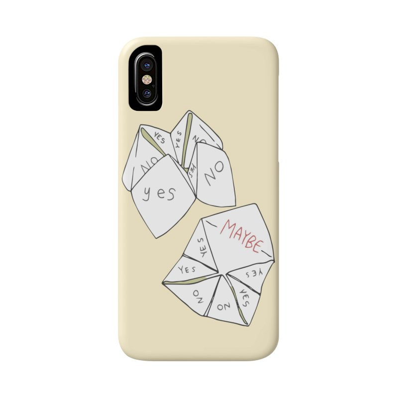 Simple Answer Accessories Phone Case by napiform clip art