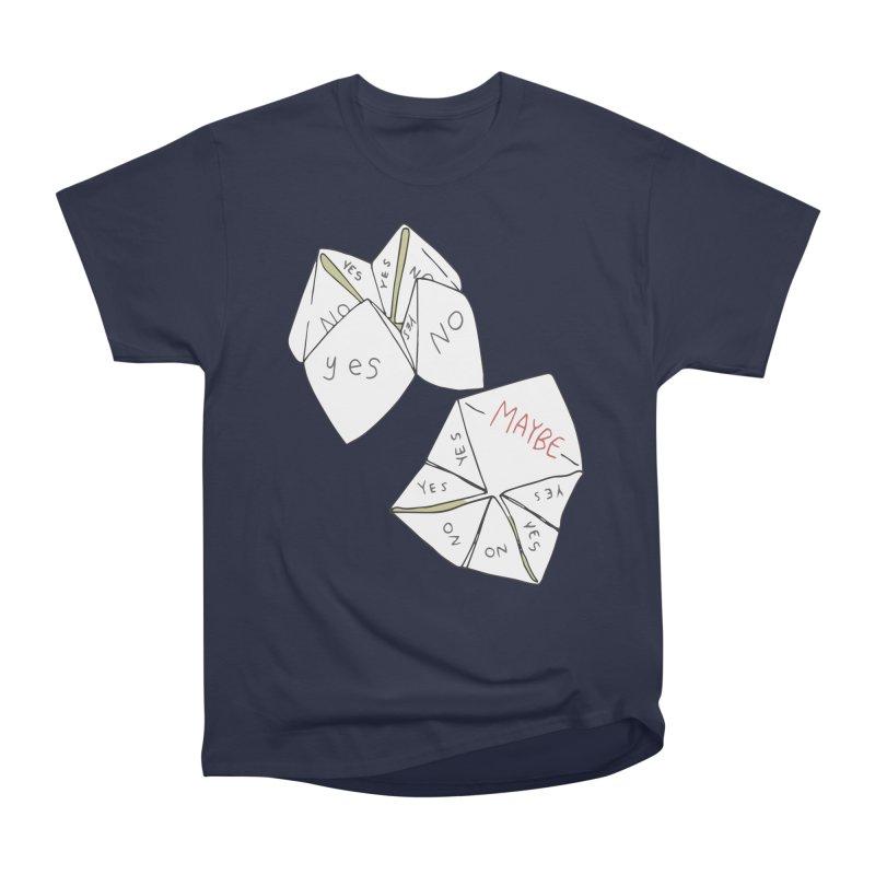 Simple Answer Men's Heavyweight T-Shirt by napiform clip art