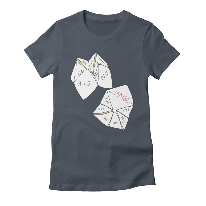 Simple Answer Women's T-Shirt by bad arithmetic
