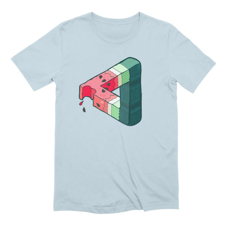 Juicy Geometry Men's Extra Soft T-Shirt by bad arithmetic