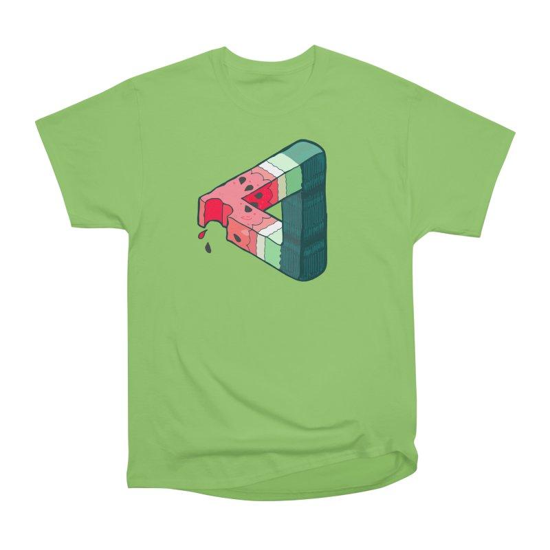 Juicy Geometry Men's Heavyweight T-Shirt by bad arithmetic