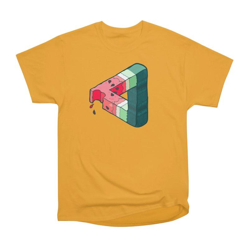 Juicy Geometry Women's Heavyweight Unisex T-Shirt by bad arithmetic