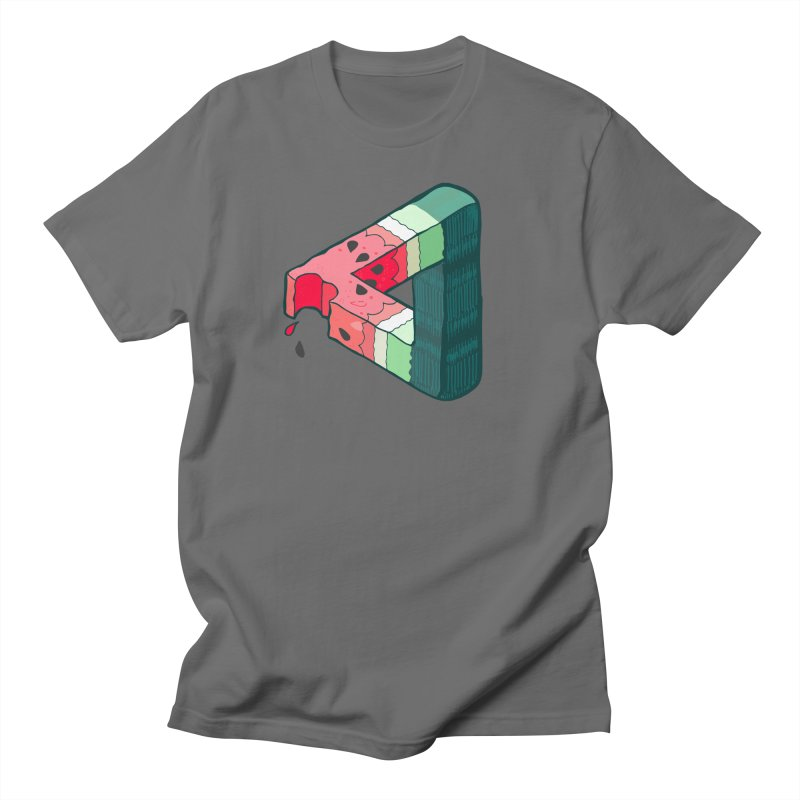 Juicy Geometry Men's T-Shirt by bad arithmetic