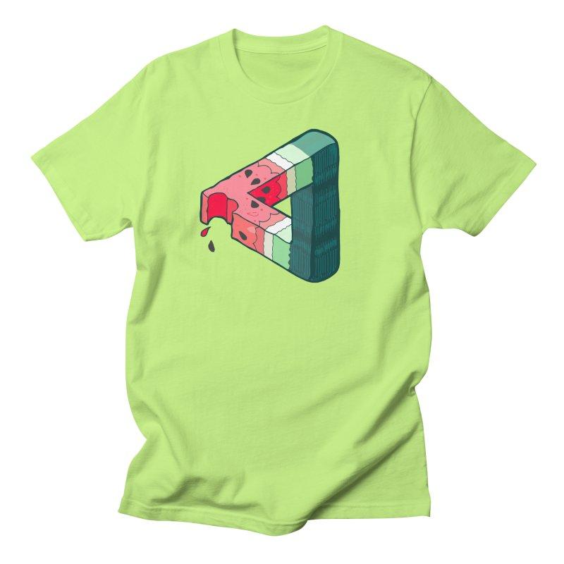 Juicy Geometry Men's Regular T-Shirt by bad arithmetic