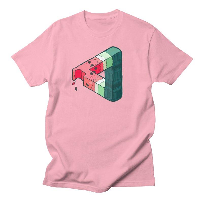 Juicy Geometry Women's Regular Unisex T-Shirt by bad arithmetic