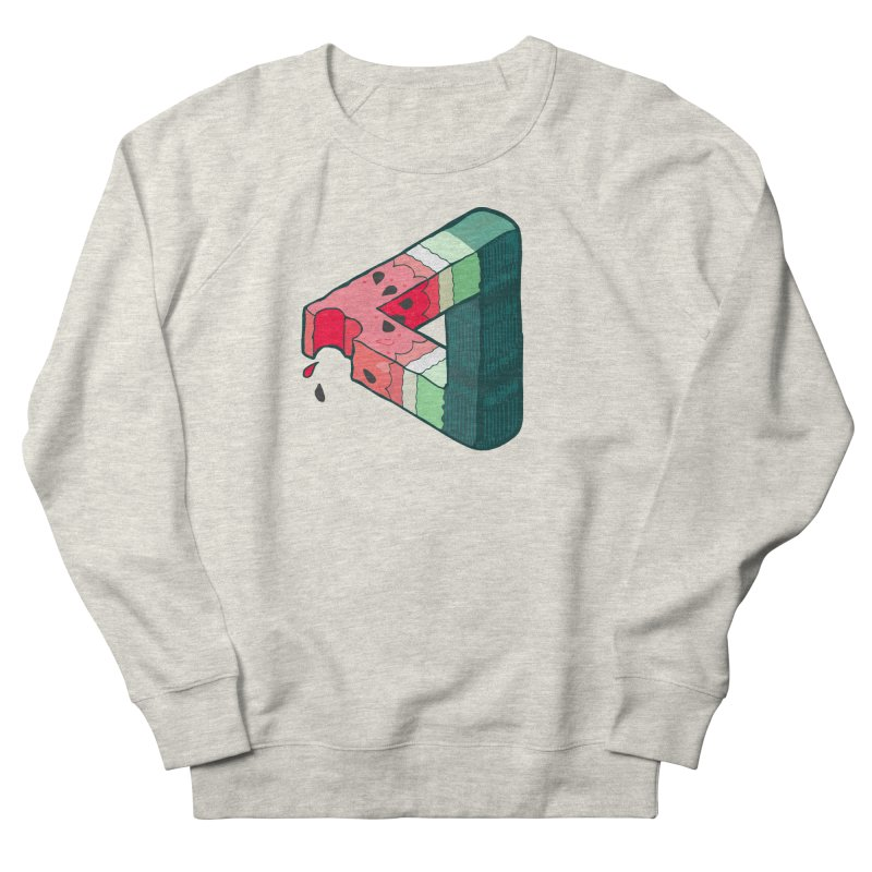 Juicy Geometry Men's French Terry Sweatshirt by bad arithmetic