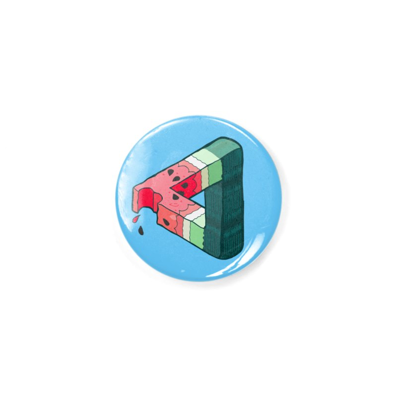 Juicy Geometry Accessories Button by bad arithmetic