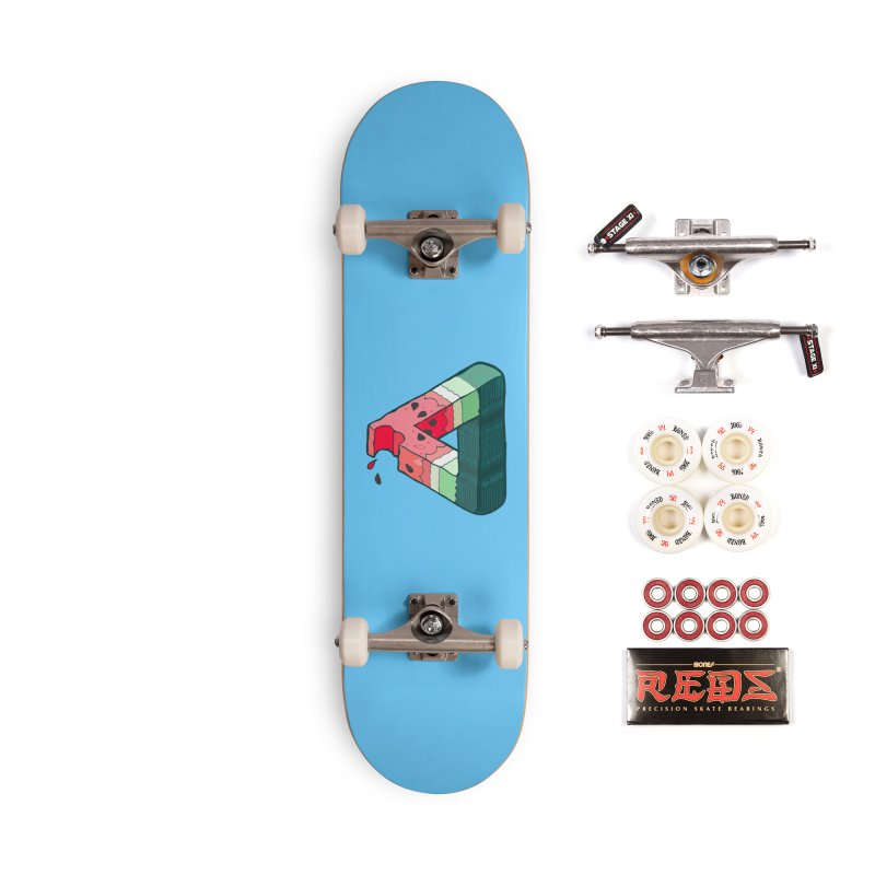 Juicy Geometry Accessories Complete - Pro Skateboard by bad arithmetic
