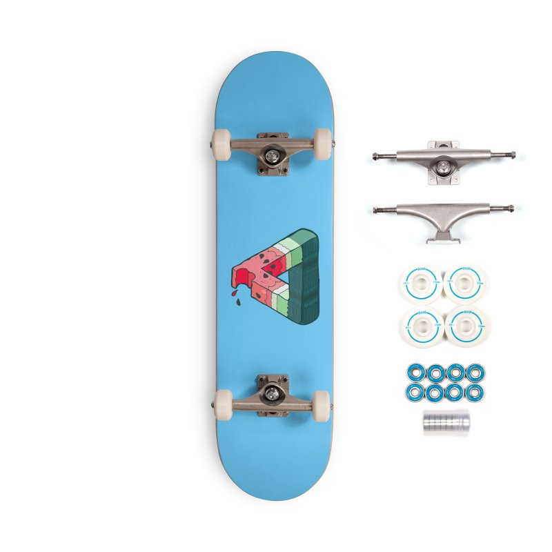 Juicy Geometry Accessories Complete - Basic Skateboard by bad arithmetic