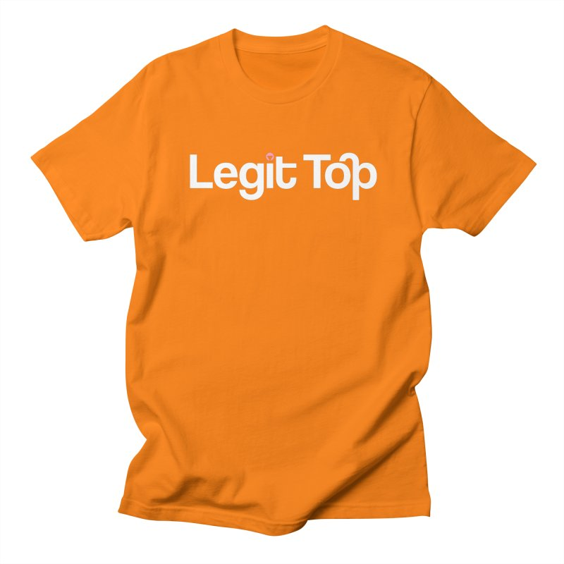 Legit Top Men's Regular T-Shirt by Baddassery