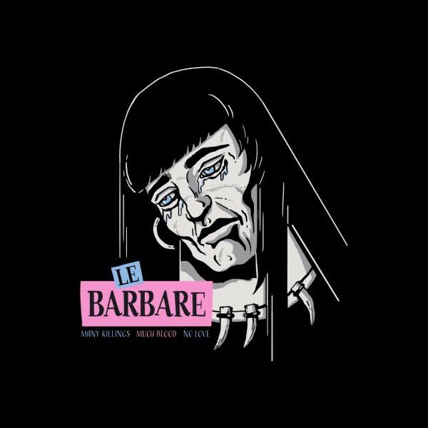 image for le Barbare