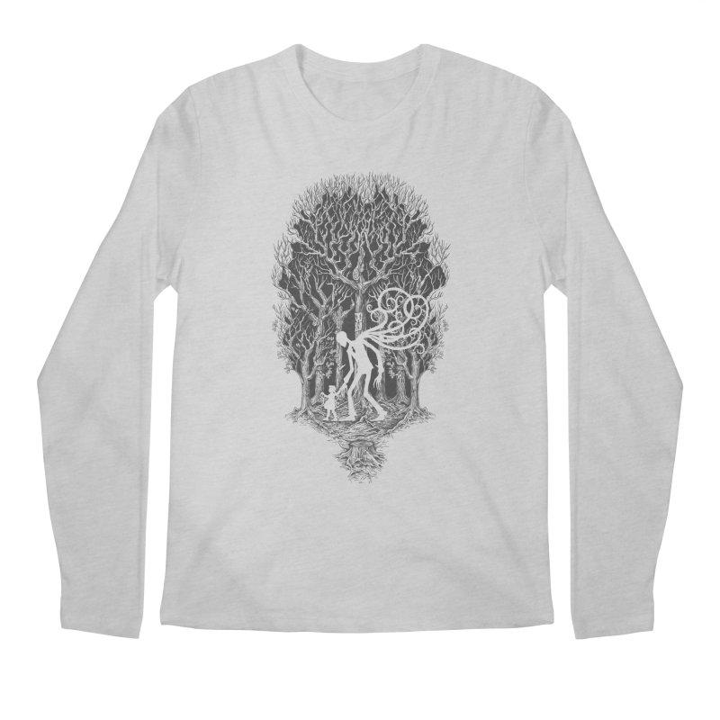 F O L L O W S Men's Longsleeve T-Shirt by badbasilisk's Artist Shop