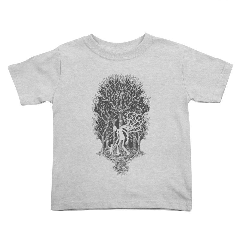 F O L L O W S Kids Toddler T-Shirt by badbasilisk's Artist Shop