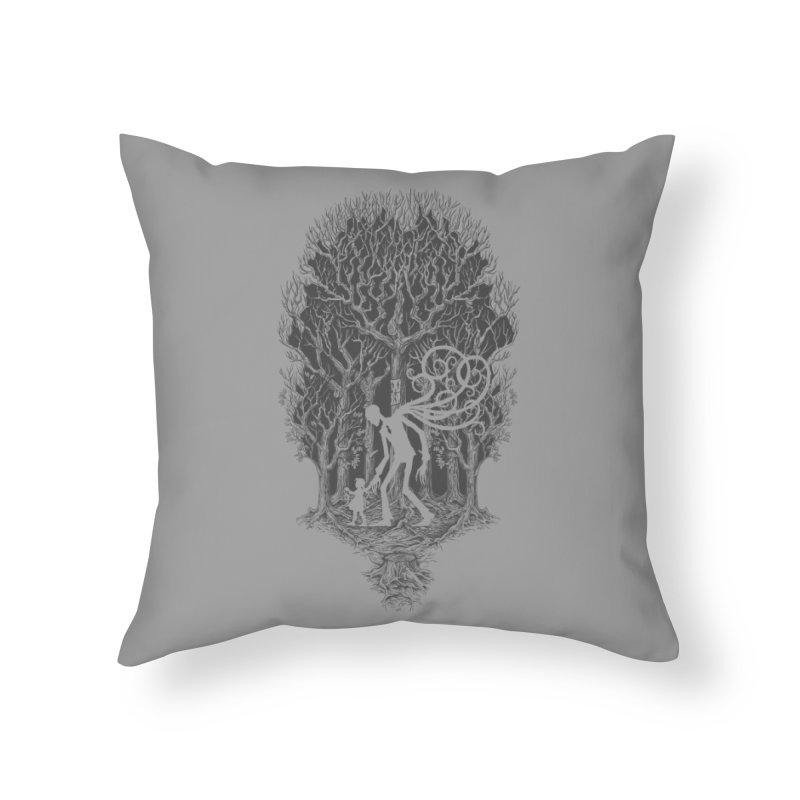 F O L L O W S Home Throw Pillow by badbasilisk's Artist Shop