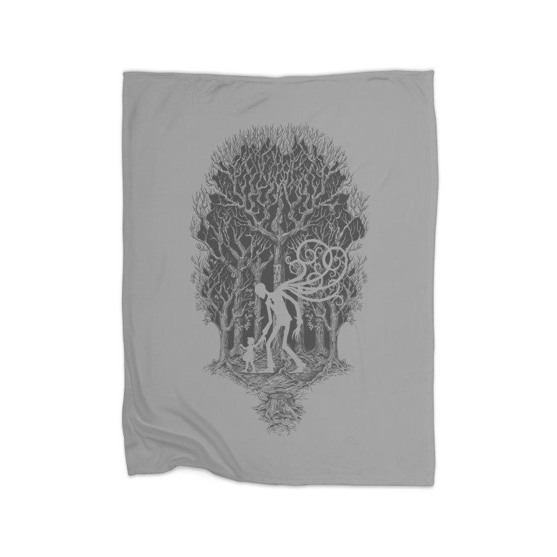 F O L L O W S Home Blanket by badbasilisk's Artist Shop