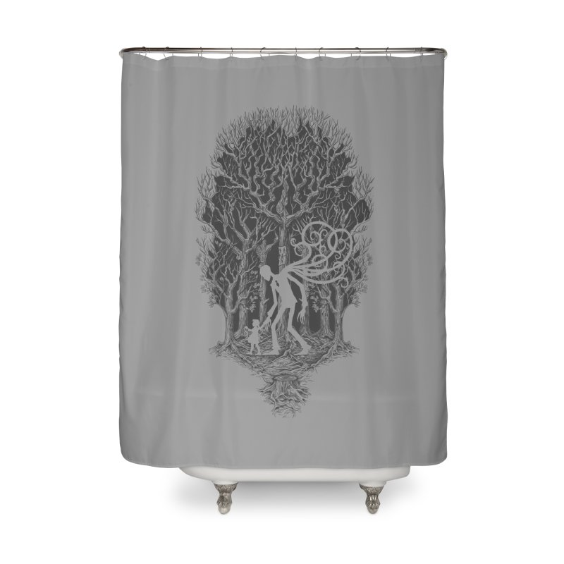F O L L O W S Home Shower Curtain by badbasilisk's Artist Shop