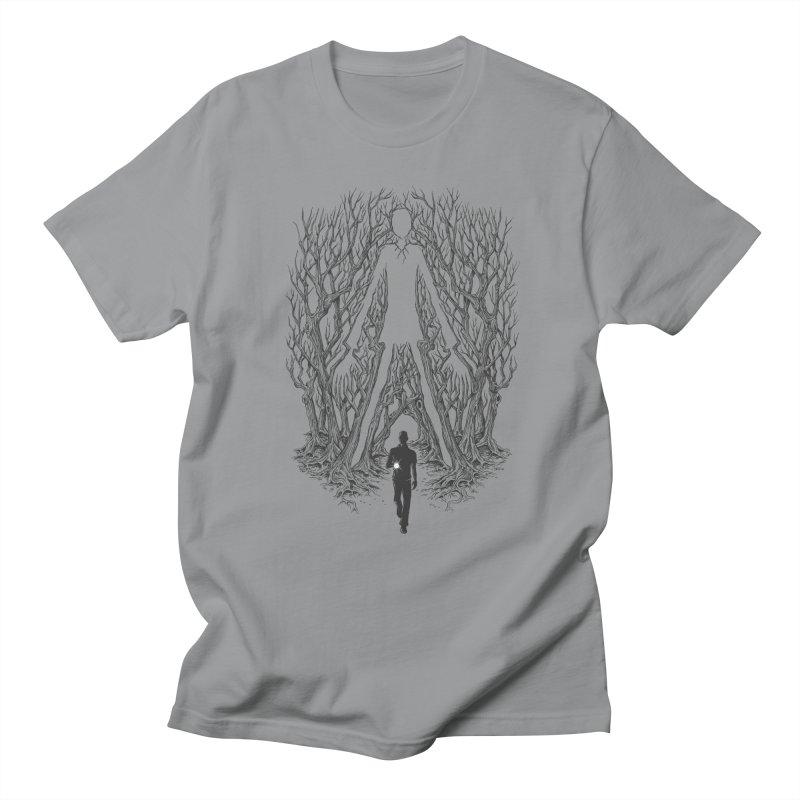 Always Watches - NO EYES Men's T-shirt by badbasilisk's Artist Shop