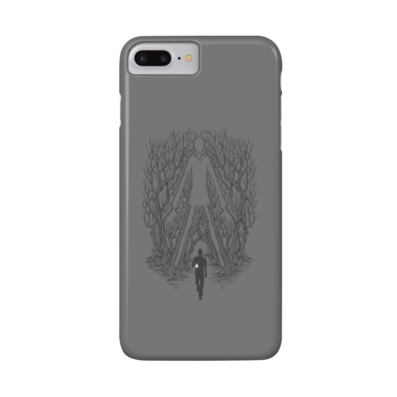 Always Watches - NO EYES Accessories Phone Case by badbasilisk's Artist Shop