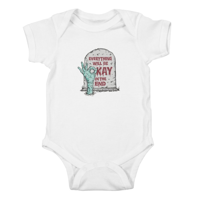 in the end Kids Baby Bodysuit by badbasilisk's Artist Shop