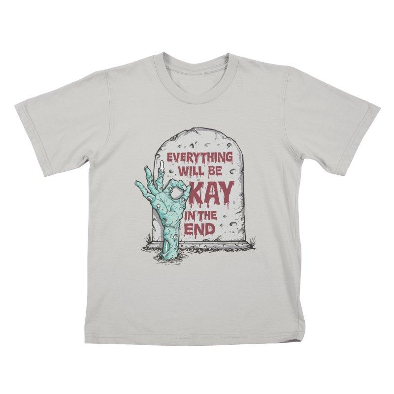 in the end Kids T-Shirt by badbasilisk's Artist Shop