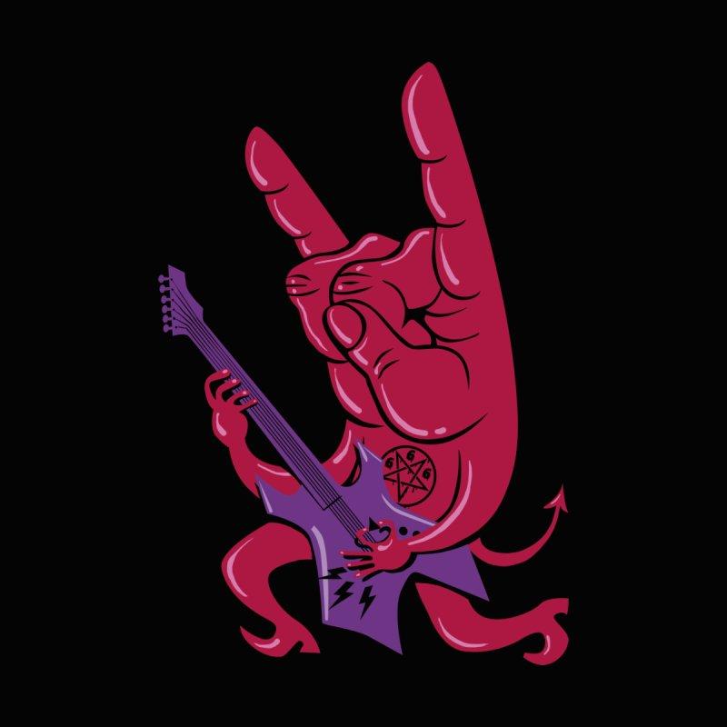 Devil's Rock! None  by badbasilisk's Artist Shop