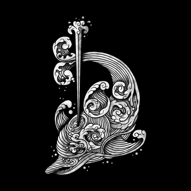 Dolphin Wave   by badbasilisk's Artist Shop