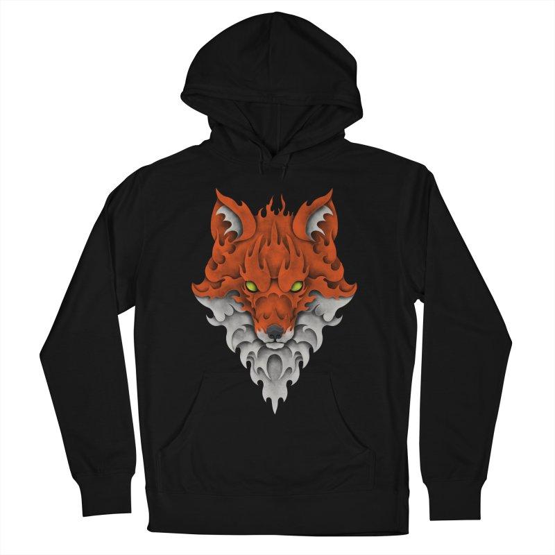 Firefox Women's Pullover Hoody by badbasilisk's Artist Shop